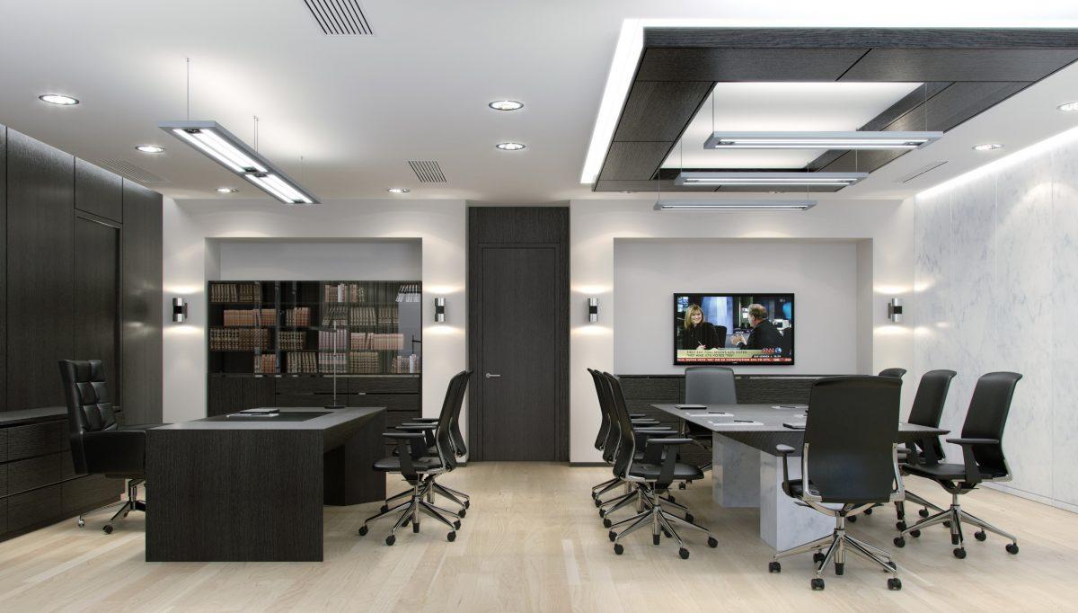 Как правильно подобрать светильники в свой офис?