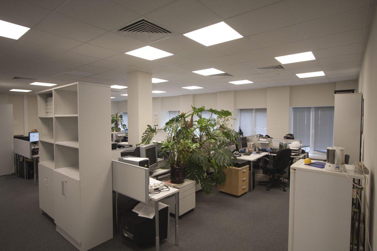 Идеи по оформлению интерьера в офисе